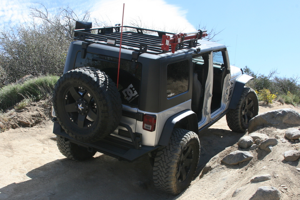 Another 1sickrubicon 2007 Jeep Rubicon post... - 13392662