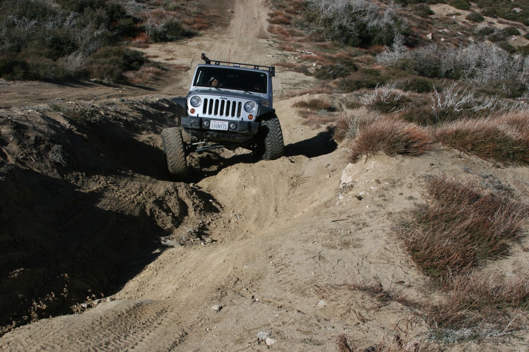 Another 1sickrubicon 2007 Jeep Rubicon post... - 13392675
