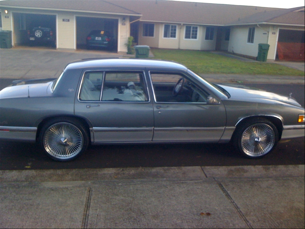 dathog84 39 s 1992 cadillac deville in wahiawa hi. Cars Review. Best American Auto & Cars Review