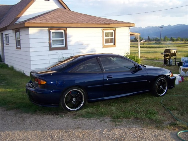 turbohatched 2002 Chevrolet Cavalier 13825216