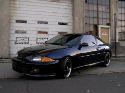 turbohatcheds 2002 Chevrolet Cavalier