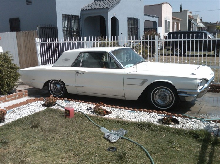 Another RogerAllDay 1965 Ford Thunderbird post... - 13824924