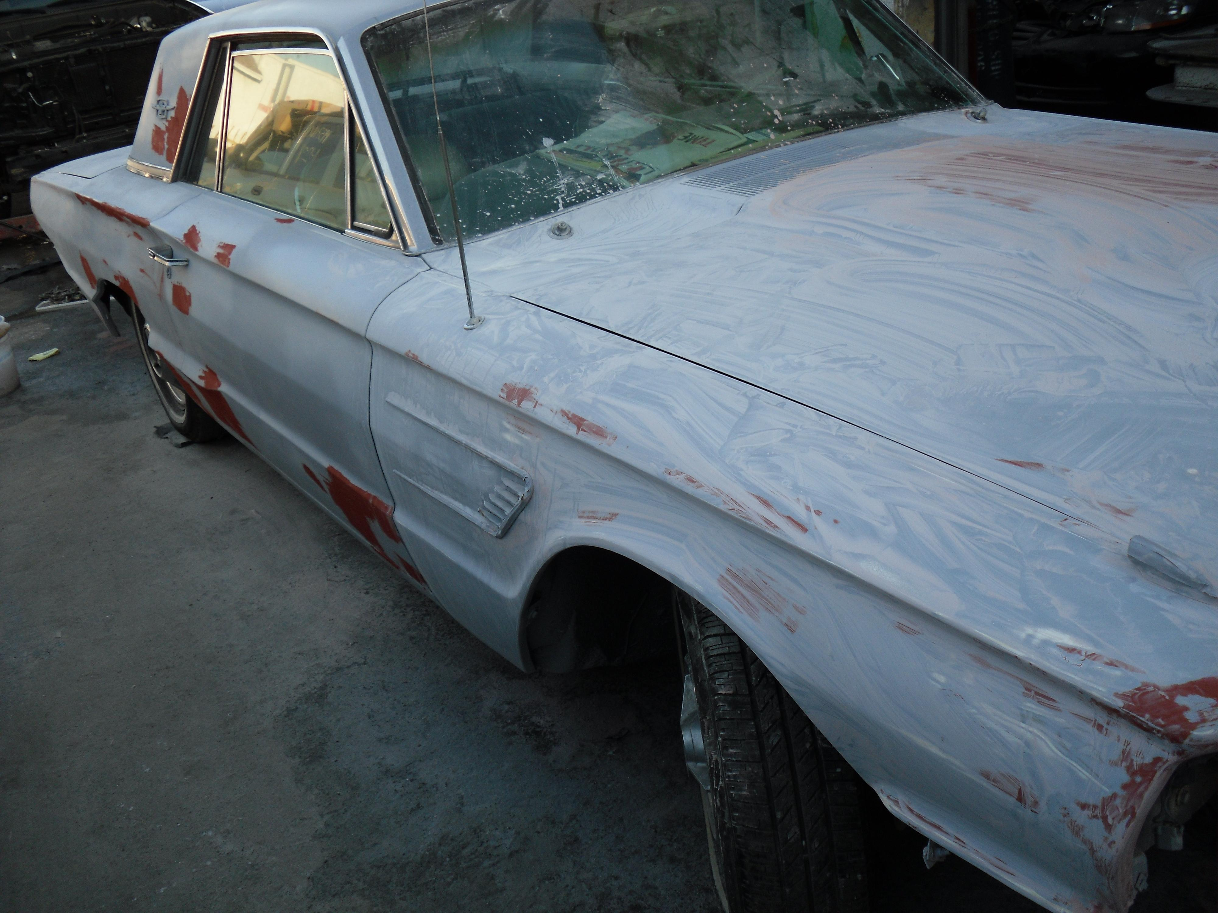 Another RogerAllDay 1965 Ford Thunderbird post... - 13824940