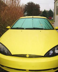 yellowbreezys 2000 Mercury Cougar