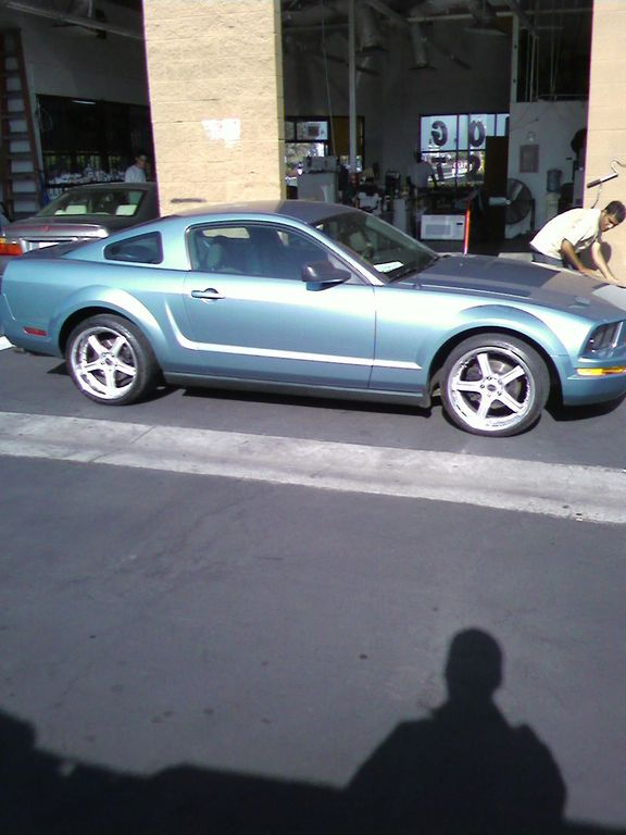 Another blue6xr 2006 Ford Mustang post... - 16654986
