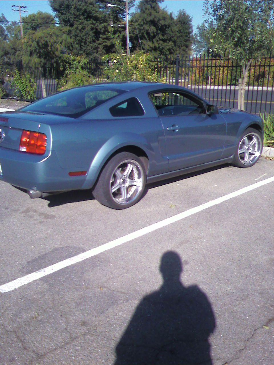 Another blue6xr 2006 Ford Mustang post... - 13825690