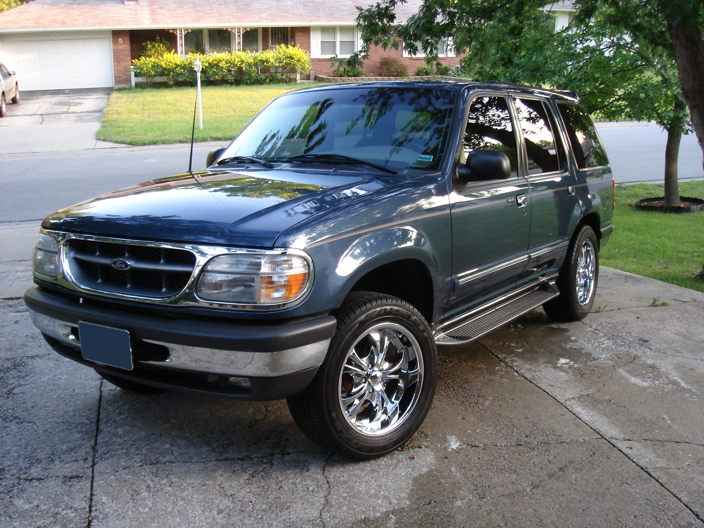 Another Blackhell05 1998 Ford Explorer post... - 13824615