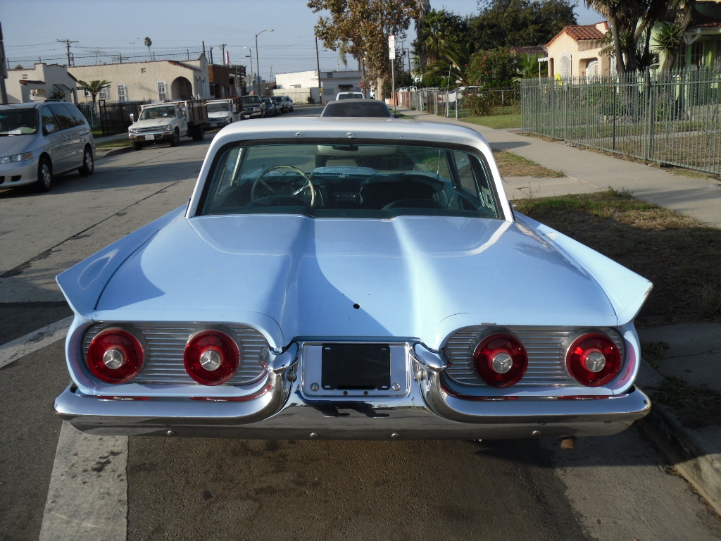 RogerAllDay's 1959 Ford Thunderbird