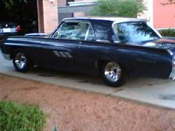 99clipsvics 1963 Ford Thunderbird