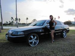 ericbambams 2003 Lincoln Town Car