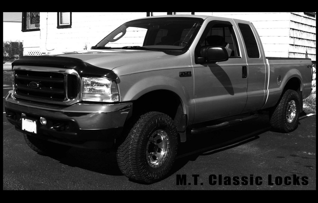 ATOAutosports 2003 Ford F150 Regular Cab