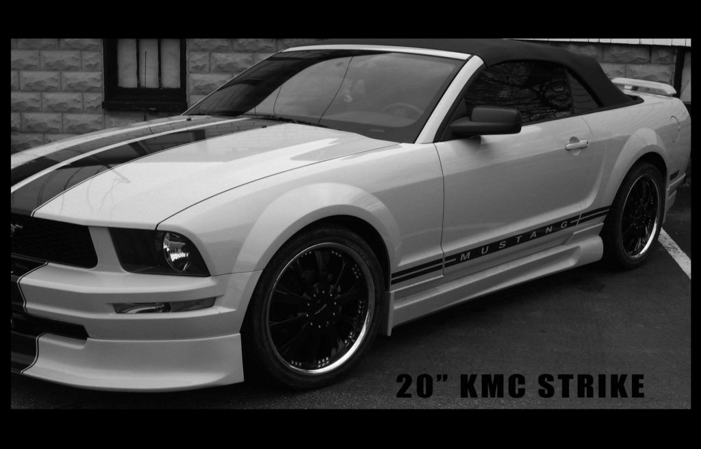 ATOAutosports 2008 Ford Mustang