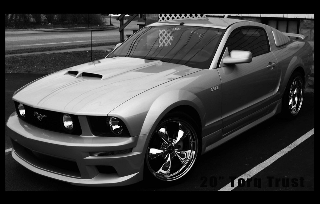 ATOAutosports 2007 Ford Mustang