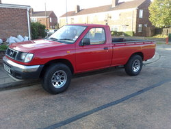 jatgt4s 1999 Nissan D21 Pick-Up