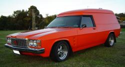TAKE2 1974 Holden Sandman