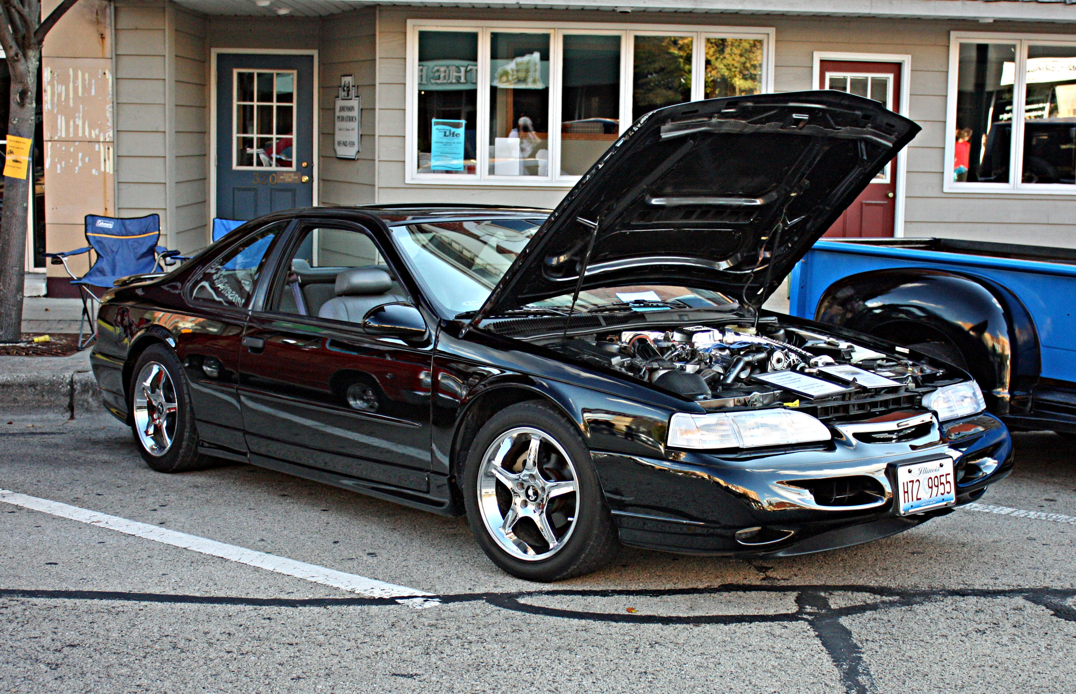 cdurb's 1995 Ford Thunderbird