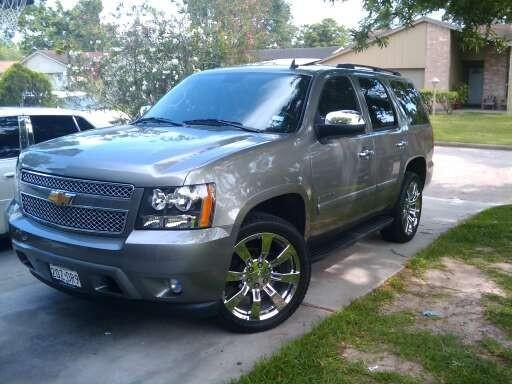 ea5t51de 2009 chevrolet tahoe specs photos modification info at cardomain. Black Bedroom Furniture Sets. Home Design Ideas