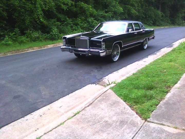 Suck M3 Off 1978 Lincoln Continental Specs Photos Modification