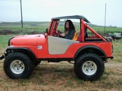 HeatherNelson 1963 Jeep Willys