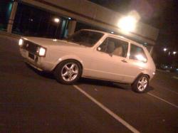 Skydamans 1981 Volkswagen Rabbit