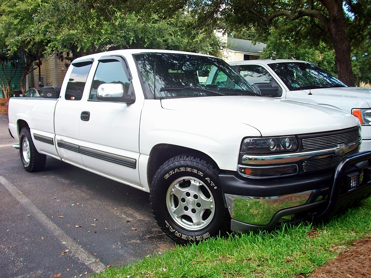 Tylerwilliamson 2000 Chevrolet Silverado 1500 Extended Cablong Bed