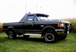 dcroatts 1988 Ford F150 Regular Cab