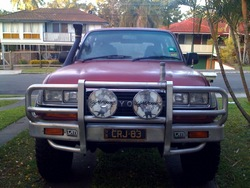 bass_junkies 1993 Toyota Land Cruiser