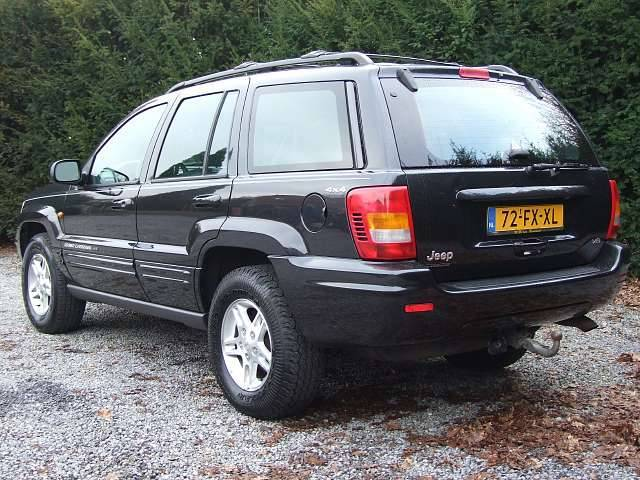 thewinnerloses 2000 jeep grand cherokee specs photos modification info at cardomain. Black Bedroom Furniture Sets. Home Design Ideas