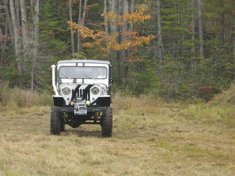 85gmcgirl 1959 Jeep Willys Specs Photos Modification