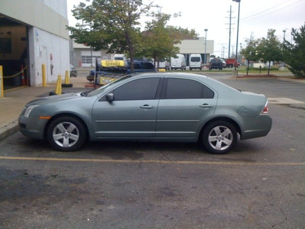 Another mikemobile 2006 Ford Fusion post... - 13831238