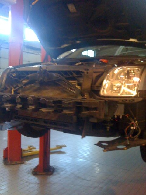 Another mikemobile 2006 Ford Fusion post... - 13831269