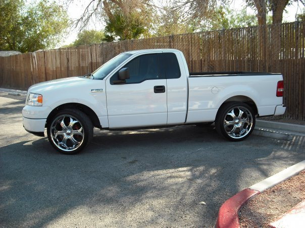 peroth87 2006 ford f150 regular cab specs photos modification info at cardomain. Black Bedroom Furniture Sets. Home Design Ideas