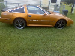 ProjectTTZ31s 1986 Nissan 300ZX