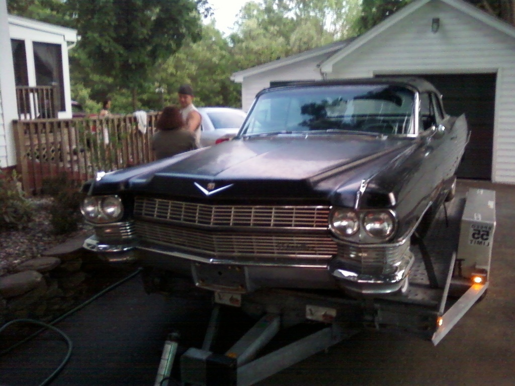 Another BETTEN69 1964 Cadillac DeVille post... - 13389950