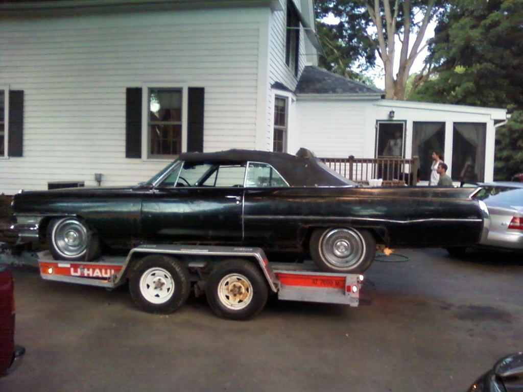 Another BETTEN69 1964 Cadillac DeVille post... - 13389952