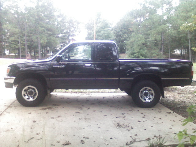 Toyota Columbus Ga >> GT10023 1996 Toyota T100 Specs, Photos, Modification Info ...