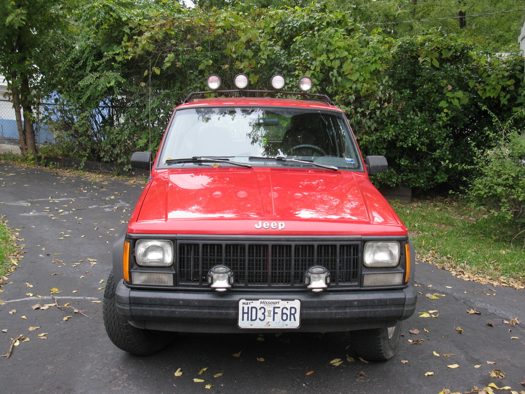 Another 66-Frankenfish 1996 Jeep Cherokee post... - 13836228