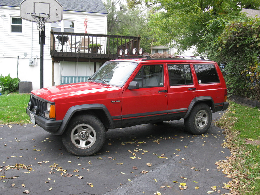 Another 66-Frankenfish 1996 Jeep Cherokee post... - 13836229