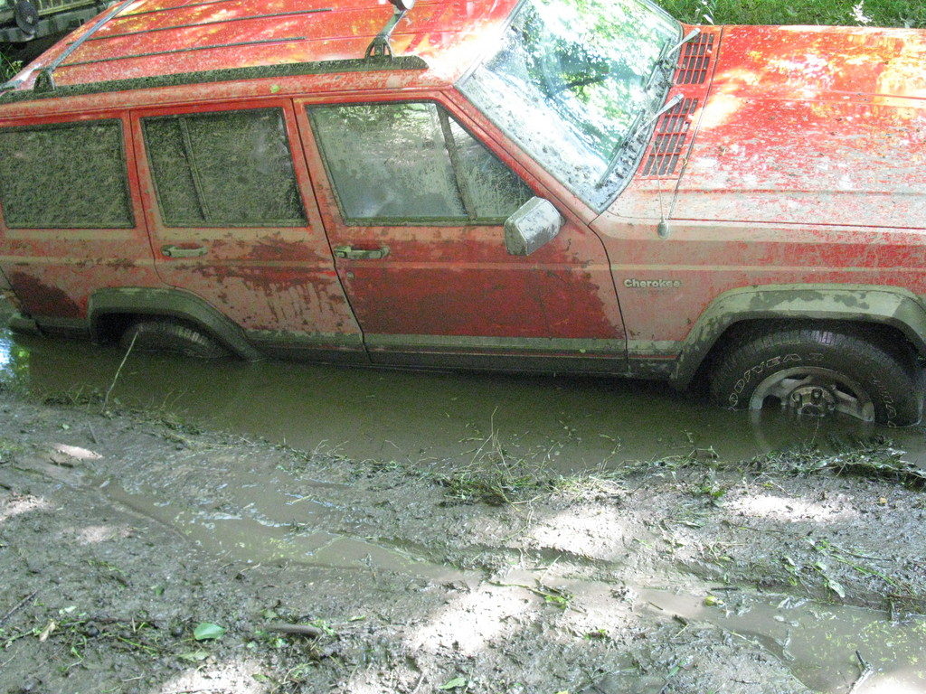 Another 66-Frankenfish 1996 Jeep Cherokee post... - 13836234