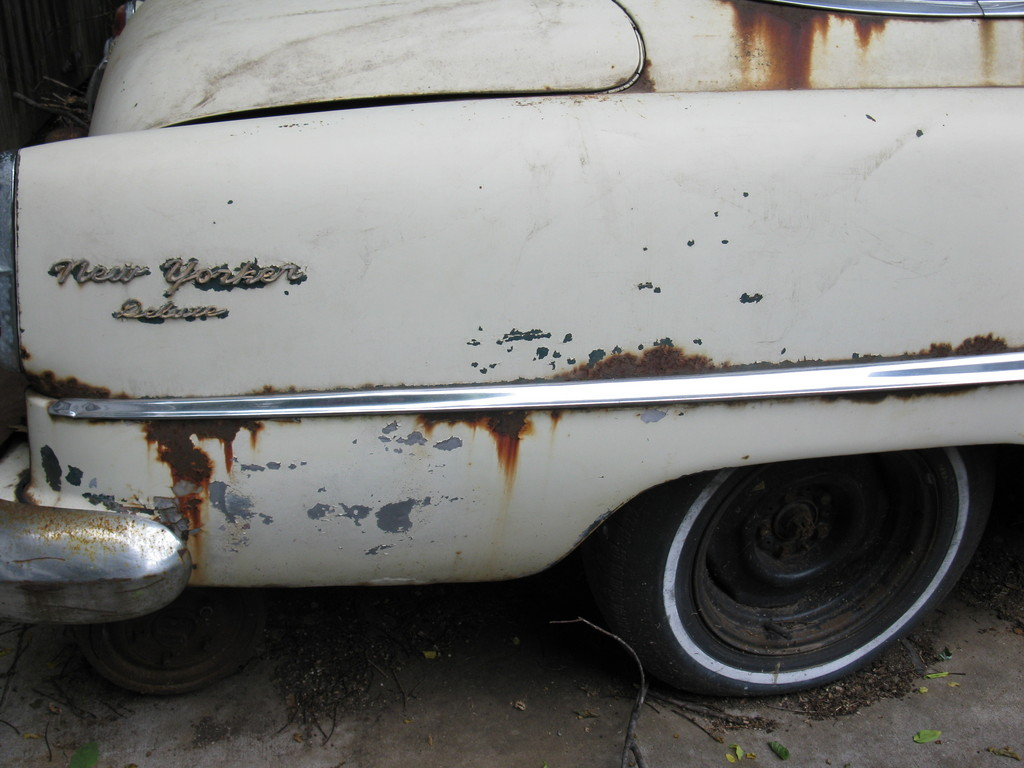 Another 66-Frankenfish 1954 Chrysler New Yorker post... - 13833498