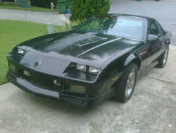 fdeleonz28s 1986 Chevrolet Camaro