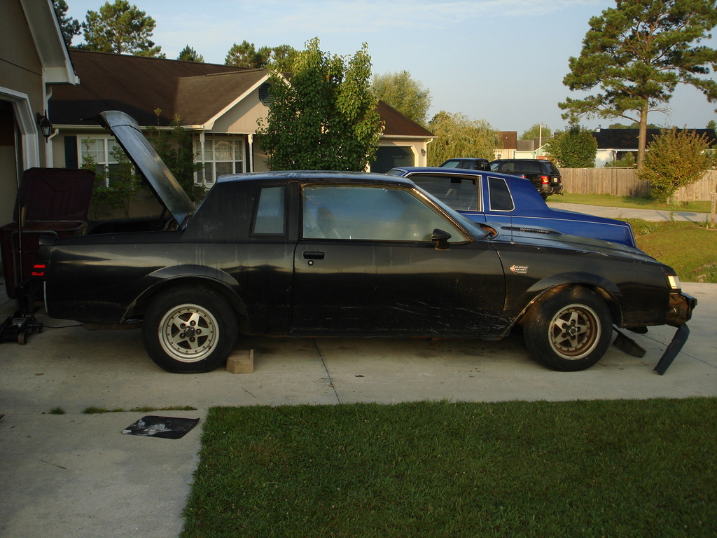 Another NathanTX 1987 Buick Grand National post... - 13835538