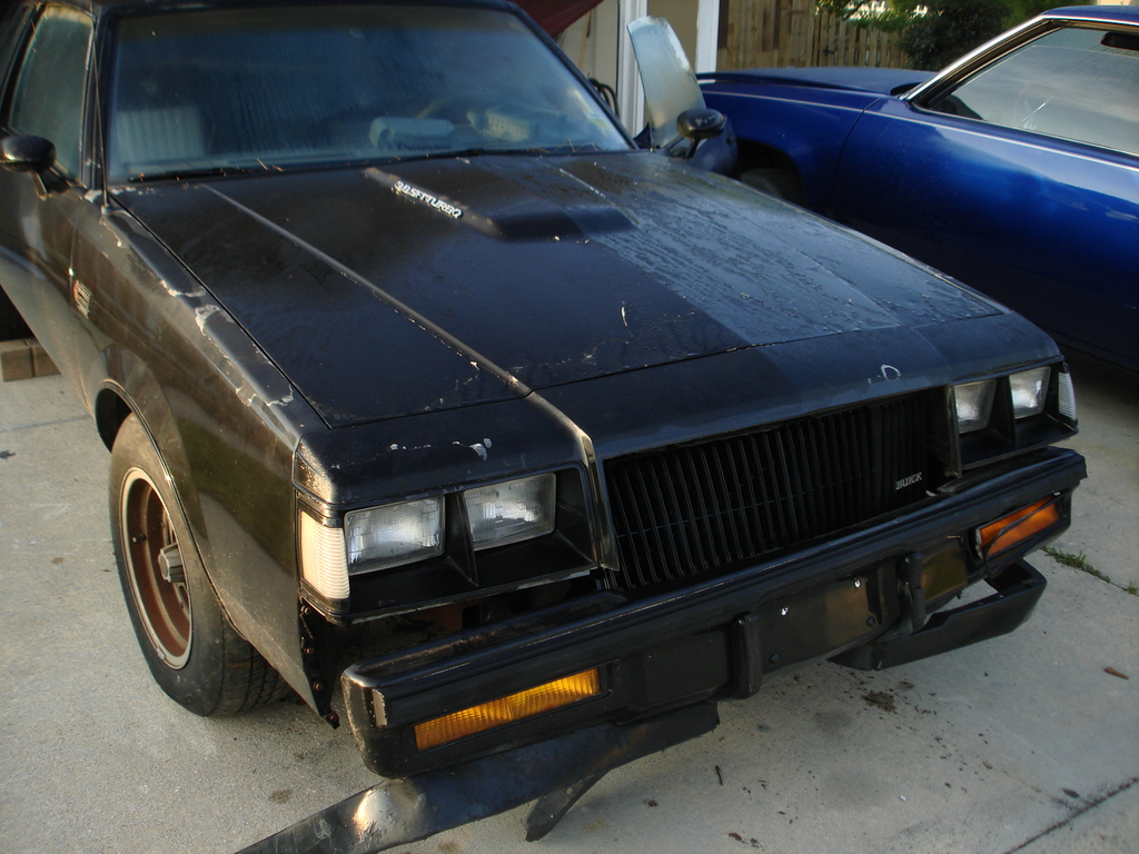 Another NathanTX 1987 Buick Grand National post... - 13835539