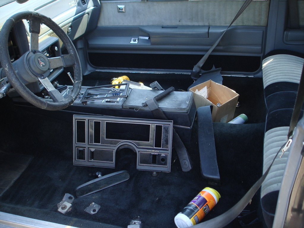 Another NathanTX 1987 Buick Grand National post... - 13835542