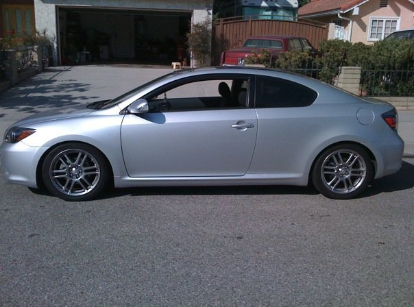 char08tc's 2008 Scion tC