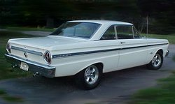 TwoSprints 1965 Ford Falcon