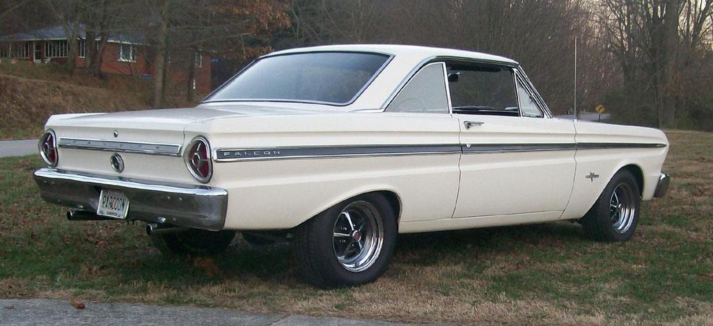 TwoSprints 1965 Ford Falcon 13834484