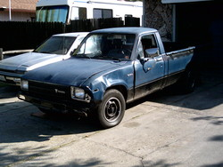celebfanspasts 1982 Toyota Regular Cab