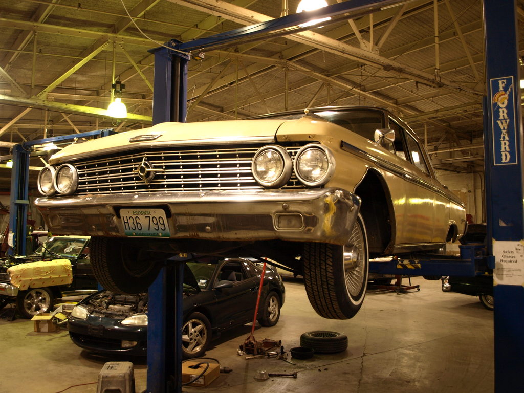 PrecisionRestor's 1962 Ford Galaxie