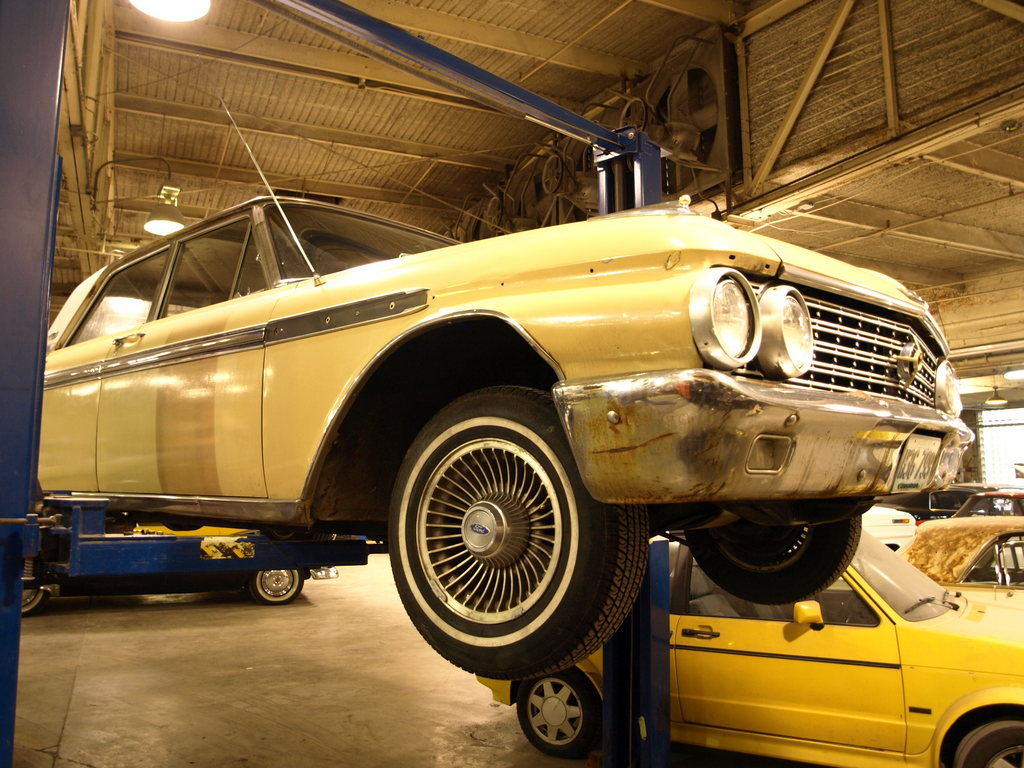 PrecisionRestor 1962 Ford Galaxie 13836312